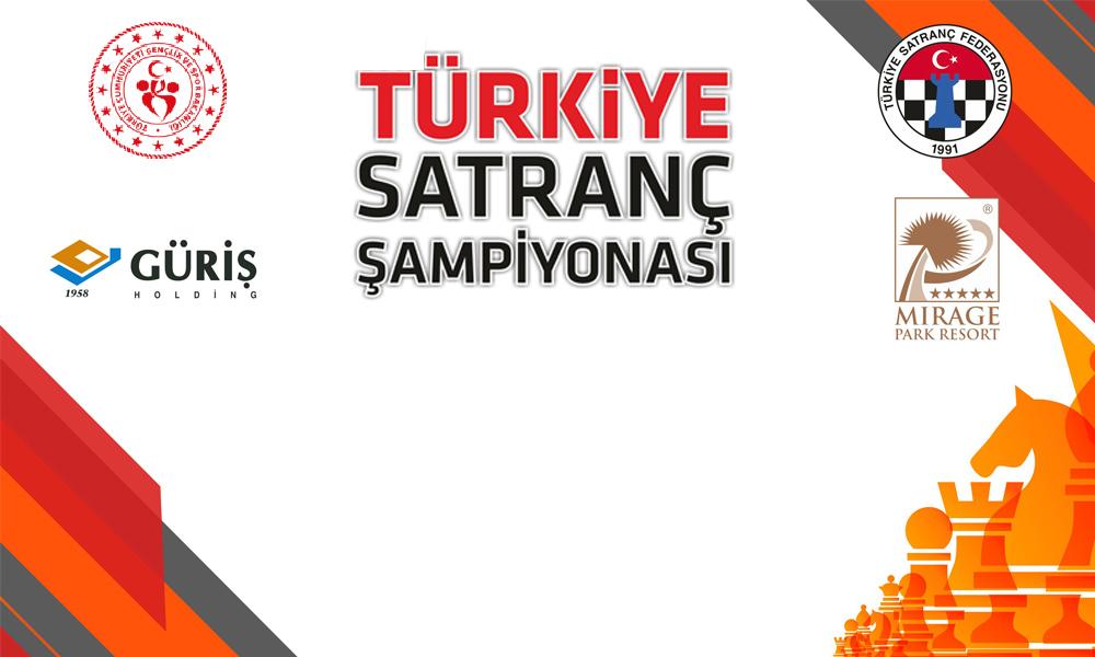 Türkiye Satranç Şampiyonası'nda Yarışacak Sporcularımız Belli Oldu